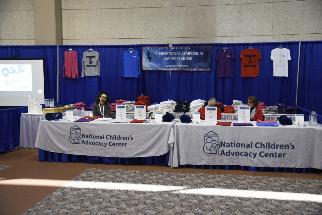 NCAC Product Booth