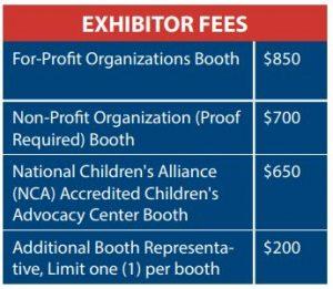 exhibitors fees 1